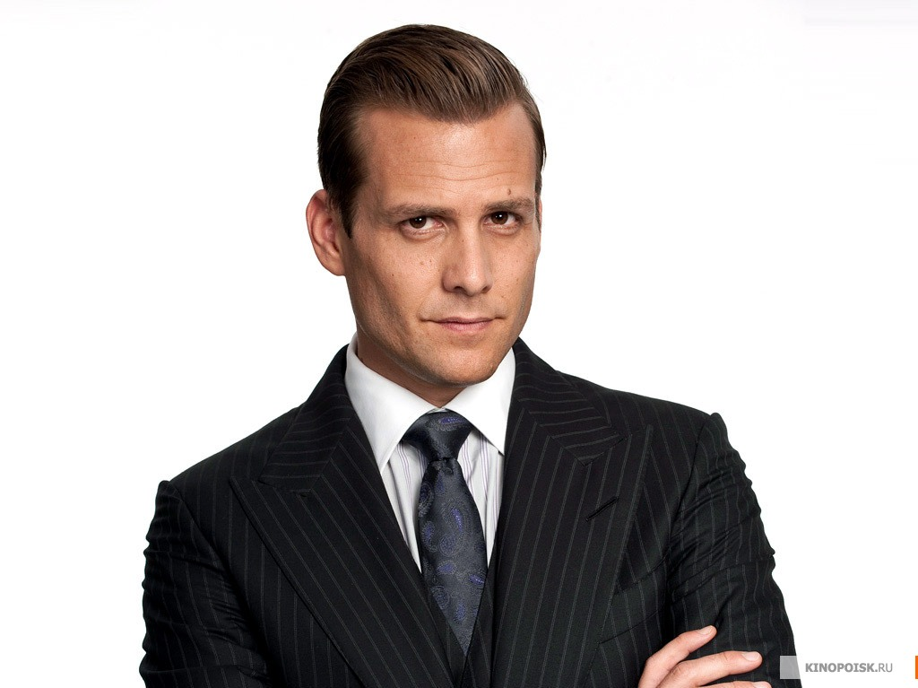 Gabriel macht suits haircut
